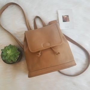 🌷RARE{Vintage} Coach Backpack 9315